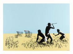 Afbeeldingsresultaat voor banksy print