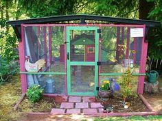 Image result for Raquel Stanek chicken coop mosaic