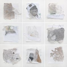 Sewing drawings - Jessica Bell