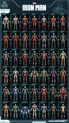 Iron Man Armors Wix Website The easiest way to create a website. Try it for - Wix Website Ideas - DIY your own website with Wix. - Iron Man Armors Wix Website The easiest way to create a website. Ms Marvel, Hero Marvel, Marvel Art, Iron Man Avengers, Groot Avengers, All Avengers, Iron Man Spiderman, Iron Man Kunst, Iron Man Art