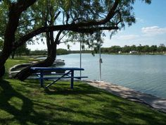 Spring Creek Marina and RV Park | San Angelo, Texas
