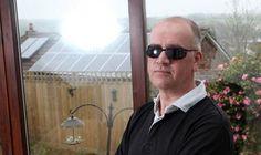 Homeowner Robert Phipps Says Neighbor's Solar Panels Are Blinding Round Sunglasses, Mens Sunglasses, Real Estate News, Next Door, Find Homes For Sale, Solar Panels, Home Buying, Finance, Assessment