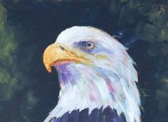 #americaneagle #eagles #eagleart #eaglepainting #eagle #birds #birdpainting #birdart #impressionistic #animalart @tomshepherdartist #animalartwork #contemporaryart #contemporarypainting #acrylic #acrylicpainting #landscapepainting #landscape #vienna #art #artist #fineart Eagle Painting, Canvas Paper, Bird Art, Lovers Art, Land Scape, Bald Eagle, Best Gifts, Birds, The Originals