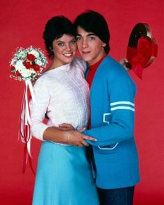 7 Best Joanie and Chachi images | Joanie, chachi, Erin ...