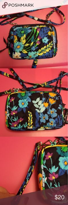 2b49145d8f Vera Bradley purse Excellent condition. Separate compartments. One is  wallet, other section will