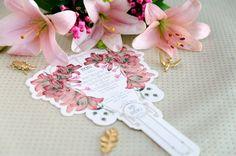 unique Menu Cards. Gatsby Theme. Wedding Ideas. SAVE THE DATE ideas. Flower Theme.