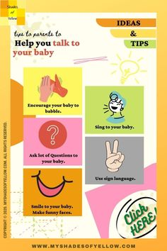 Can you read the signs how your baby is trying to communicate to you. We have listed 20 practical ways that will help you talk to your baby. Know them…