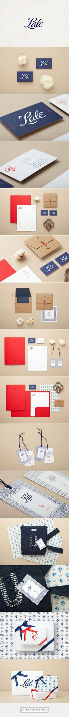 Lale Branding on Behance | Fivestar Branding – Design and Branding Agency & Inspiration Gallery
