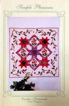 Summer Blooms Quilt Pattern by Lonestarblondie on Etsy