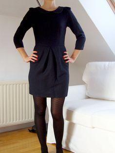 """J'ai profité de la dernière """"séance photo"""" pour photographier une robe que j'ai cousue il y a bien un an,…"""