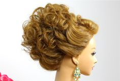 My second channel with hairstyles! http://www.youtube.com/womenbeauty1Ru Follow me on: Instagram. My Official Page : http://instagram.com/womenbeauty1hairsty...