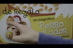 """Imatge del curtmetratge """"SUPERDOWN"""", dirigit per Igor García i produït per PLATANOBOLÍGRAFO com a part del Proyecto Cultural y Social SUPERDOWN, que sortirà a la lum el 2013. Es pot veure la lletra Anna en els productes del supermercat"""