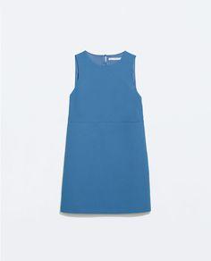 ZARA - SALE - DRESS WITH BACK SLIT