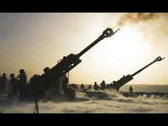 Armas de vanguardia  La Artillería Pesada