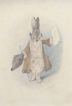 Beatrix Potter ~ Benjamin Bunny   Flickr - Photo Sharing!