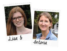 Hier bloggen Lisa und Antonia