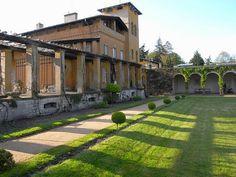 The Gardener's House, Charottenhof - Schinkel