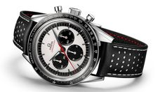 Omega Speedmaster CK2998 Pulsometer Limited Edition Watch