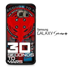 30 seconds to mars Closer Z2239 Samsung Galaxy S6 Edge Plus Case