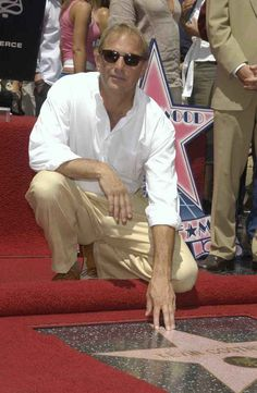 Kevin Costner   Hollywood Walk Of Fame