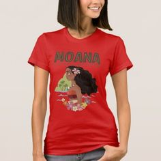 Moana | Adventurer, Voyager, Wayfinder T-Shirt - click/tap to personalize and buy