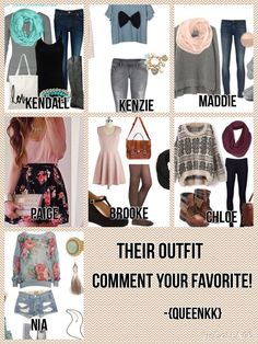 Comment your fav!