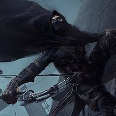 Thief's save bug issue under investigation at Square Enix