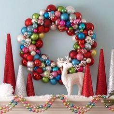 Idées de décorations de Noel