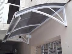 cobertura em policarbonato alveolar Patio Canopy, Window Canopy, Canopy Outdoor, Canopy Curtains, Canopy Bedroom, Office Canopy, Canopies, Canopy Swing, Canopy Tent