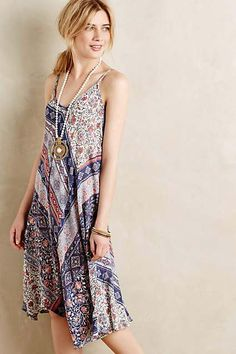 Viorica Handkerchief Dress by Velvet by Graham and Spencer #anthrofave #anthropologie For more women's fashion follow @ashmckni