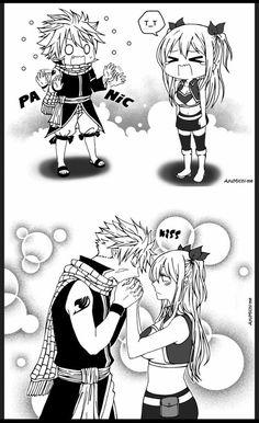 natsu.. calm me down too!
