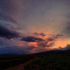 Un soir d'orages