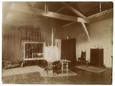 Henry Ossawa Tanner's studio In Paris. African American Artist, American Artists, Henry Ossawa Tanner, Black Art, Black And White, Art Music, Artist At Work, Art History, Studios
