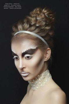 Fashion & Beauty Photographer - Den Kara Hair Stilist-Bacioi Sergiu Make-up Artist-IULIANA SANDU