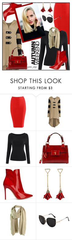 """Autumn Weekend"" by goreti ❤ liked on Polyvore featuring Gianvito Rossi"