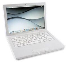 Apple MacBook 13-inch (Core 2 Duo T7200)