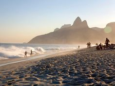 Before the excitement of the upcoming World Cup and Summer Olympics, celebrities like Madonna, Gerard Butler, Penelope Cruz and Javier Bardem have long flocked to Rio's Ipanema Beach for a...