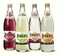 BARR'S ORIGINAL SOFT DRINKS