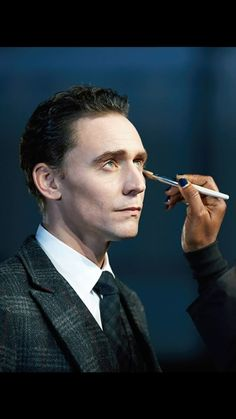 Tom Hiddleston  Jaguar campaign