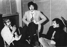 Paul, Mal & Neil, Sgt Pepper, 1967