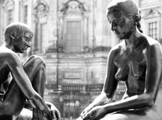 no Words by ANDI *Romianto on 500px Greek, Statue, Greek Language, Greece, Sculptures, Sculpture