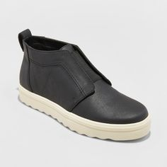 362eab5921c00 Women s Lilian Microsuede Slip On Sneakers - Universal Thread™ Black 12