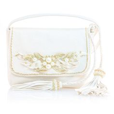 Small white leather shoulder bag, tiny leather purse, treasury bag for toddlers, kids shoulder bag pouch, small clutch bag, tiny handbag