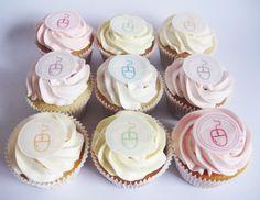 Logo Cupcakes Cupcakes, Logo, Desserts, Tailgate Desserts, Cupcake Cakes, Logos, Deserts, Postres, Dessert