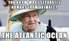 The Queen Is Savage