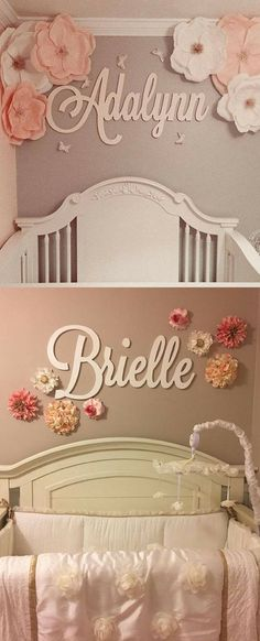 Baby name signs for room baby bedroom name signs best house interior today o diy baby . baby name signs for room Baby Girl Room Themes, Baby Room Decor, Nursery Room, Room Baby, Girl Themes, Girl Decor, Baby Bedroom, Room For Baby Girl, Baby Nursery Ideas For Girl