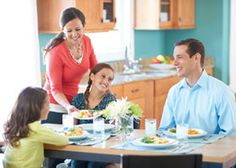 Importance of Family Dinner Time - 5 Ways Around the Table