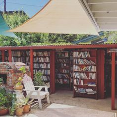 Bart's Books, Ojai, California | 19 Beautiful Bookstores You Need To Visit In America
