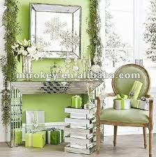 Louis XVI End Chair - Sage - New in December 2012 from Wisteria Mirrored Furniture, Home Furniture, Luis Xvi, Mirrored Side Tables, Beveled Mirror, Traditional Furniture, Dream Decor, Colorful Decor, Luxury Homes