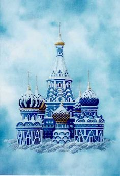 (16) Gallery.ru / Фото #1 - St Basil's Cathedral - ElenaSCH